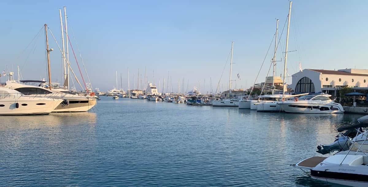 Limassol New Marina