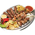 Meat grill MIX platter