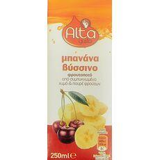 Alta juice Banana & sour Cherry