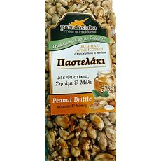 Paradosiaka Peanut Brittle Sesame Honey