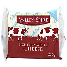 Valley Spire Lighter Mature Cheese