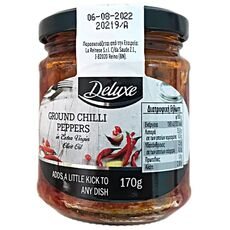 Deluxe Ground Chilli Peppers