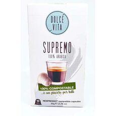 Nespresso compatible capsules Supremo