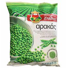 Frozen green peas 450g