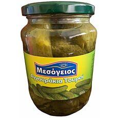 Select pickled Gherkins