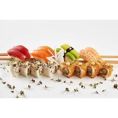 Sakao sushi set