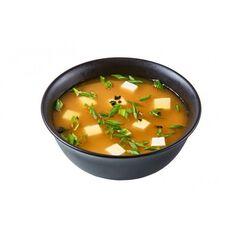 Miso soup ochazuke