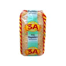 3A Parboiled Rice