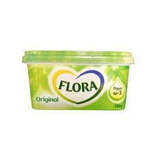 Flora Margarine original 500 gr.