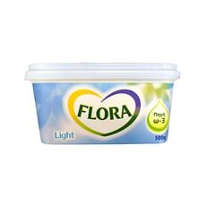 Flora Margarine light 500 gr.