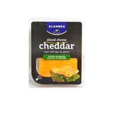 Alambra Cheddar Slices 180gr