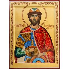 Icon Holy Blessed Alexander Nevsky