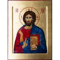 "Icon ""Jesus Christ"""