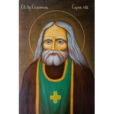 Icon Venerable Seraphim of Sarov