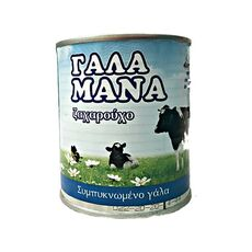 MANA sweet condensed milk