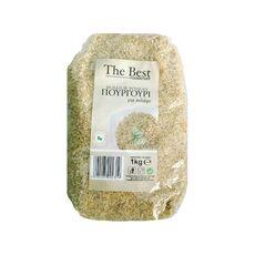 The best foodstuff bulgur wheat