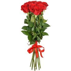 Classic bouquet of roses