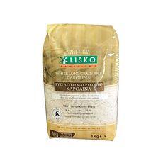 Lisko Rice Carolina 1kg