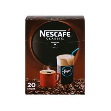 Nescafe Classic 20 sticks