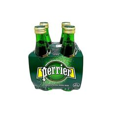 Perrier Sparkling Water 4 pcs. in pack