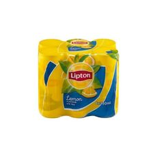Lipton Ice Tea 6x330ml Lemon