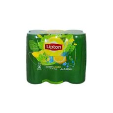 Lipton Ice Tea 6x330ml Green Tea
