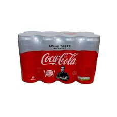 Coca Cola Light 8x330ml