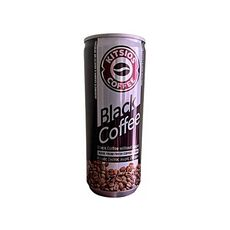 Kitsios Black Coffee without Sugar