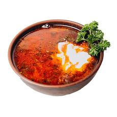 """Vegetable soup with meat """"BORSCH"""""""