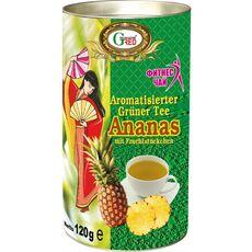 Green Tea Ananas/Pineapple 120 g