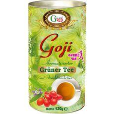 Green Tea Goji Berry 120 g