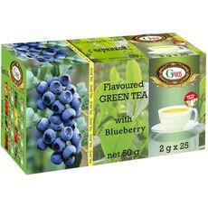 Green Tea Blueberry 2 g x 25 pcs