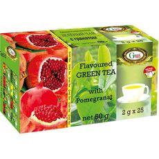 Green Tea Pomegranate 2 g x 25 pcs