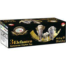 Black Tea Three Elephants