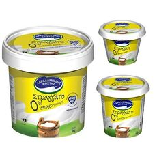 Charalambides Strained Yogurt 0% Fat