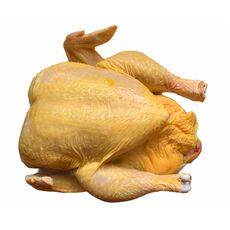 Chilled yellow chicken