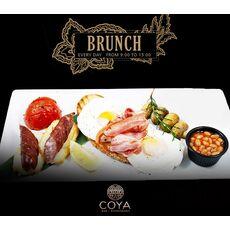 Coya Special Breakfast