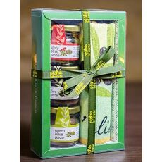 GIFT BOX TRADITIONAL OLIVE OIL PRODUCTS 4010