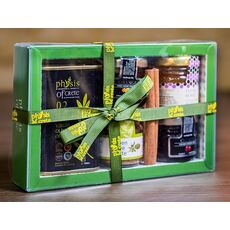 GIFT BOX TRADITIONAL OLIVE OIL PRODUCTS 4020