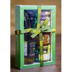 GIFT BOX TRADITIONAL OLIVE OIL PRODUCTS 4030