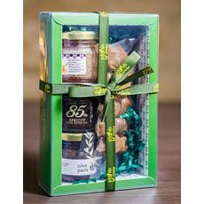 GIFT BOX TRADITIONAL OLIVE OIL PRODUCTS 4070