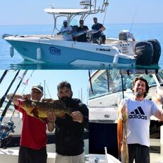 Sea Fishing & Charters Limassol