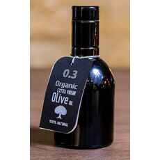 ORGANIC EXTRA VIRGIN OLIVE OIL 0.3 100% NATURAL 250ml