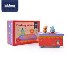Musical box Fantasy Circus 1