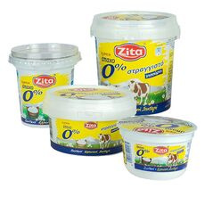 Zita Super Strained Yogurt 0% Fat
