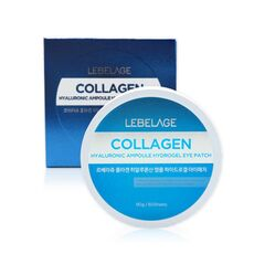 LEBELAGE collagen gold patches