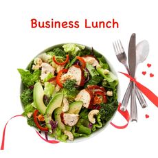 Salads for Business Lunch