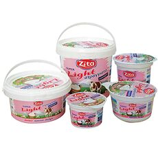 Zita Yogurt Super Strained Light
