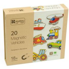 Magnetic vehicles Toys Game