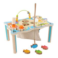 JUNGLE EXPEDITION ACTIVITY TABLE 01